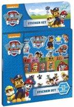Paw Patrol sticker set - stickervellen