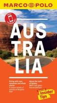Australia Marco Polo Pocket Travel Guide - with pull out map