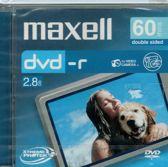 Maxell DVD-R VCAM60 HG 1.4GB