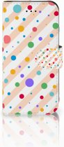 Apple iPhone 7 | 8 Boekhoesje Design Dots