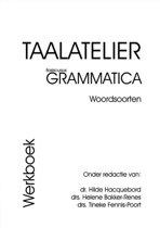 Taalatelier Woordsoorten basiscursus grammatica Werkboek
