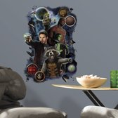 Marvel Guardians of the Galaxy Heros Wall Graphix