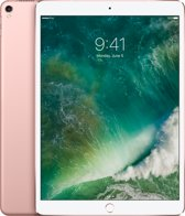 Apple iPad Pro - 10.5 inch - WiFi - 64GB - Roségoud