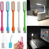 USB LED Lamp Buigzaam Groen