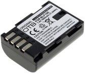 OTB Camera accu compatibel met Panasonic DMW-BLF19 - 1600 mAh