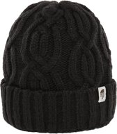 The North Face Cable Minna Beanie Unisex Muts - Tnf Black - OS