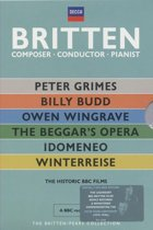 The Britten-Pears Collection - Composer, Conductor, Pianist