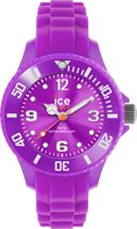 Ice-Watch Ice-Forever Mini Purple  SI.PE.M.S.13 - Horloge - Paars-  30 mm