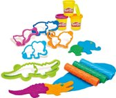 Play-Doh Make 'n Mix Zoo - Safari - Klei