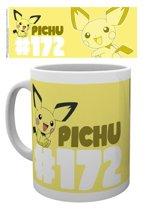 Pokémon Pokemon Pichu - Mok