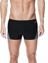 Nike Swim Zwembroek Heren Square Leg - Black - 46