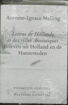 Lettres de Hollande et des villes Andéatiques