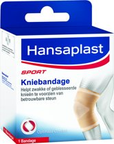 Hansaplast Sport Kniebandage - M
