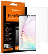 Spigen Neo Flex Screenprotector Duo Pack voor de Samsung Galaxy Note 10 Plus
