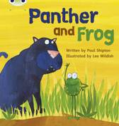 Phonics Bug Set 11 Panther and Frog