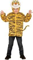"""""""Vest met capuchon tijger voor kinderen - Kinderkostuums - 92"""""""