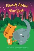 Elsa and Astor Take New York