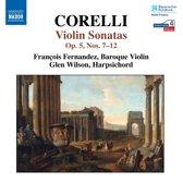 Corelli:Violin Son. Nos.7-12