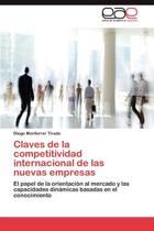 Claves de La Competitividad Internacional de Las Nuevas Empresas