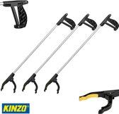 3 x Kinzo Grijper Handy 76 cm inclusief magneet