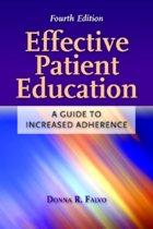 Effective Patient Education