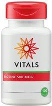 Biotine 500 mcg