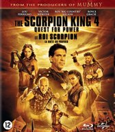 Scorpion King 4: The Lost Throne (Blu-ray)