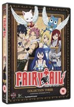 Fairy Tail Collection 3