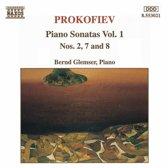 Prokofiev: Piano Sonatas 2,7&8