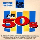 Pop Years 1950 - 1959
