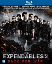 The Expendables 2 (Blu-ray + DVD)