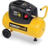 Powerplus POWX1725 Compressor - 8 bar - 24 liter tankinhoud