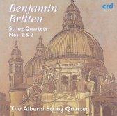 Britten:Streichquartette 2+3