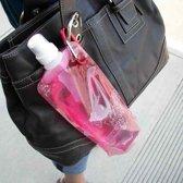 Vouwbare Plastic Fles