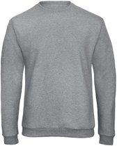 Senvi Fleece Crew Sweatshirt - Kleur: Sport Grijs – Maat: XL