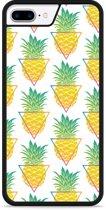 iPhone 7 Plus Hardcase hoesje Pineapple