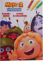 Studio 100 Kleurboek Maya De Bij De Hongingspelen 30 Cm