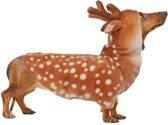 Hondenjas carnaval Hert - 28 cm
