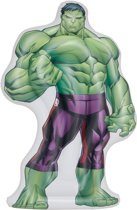Happy People Luchtbed Marvel Hulk 170 X 105 Cm Groen