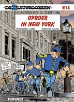 De Blauwbloezen: 045 Oproer in New York