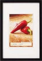 Walther Peppers - Fotolijst - Fotomaat 50x70 cm - Zwart