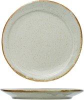 Cosy&Trendy Ivanora Green Dessertbord - Ø 22cm - Set-6