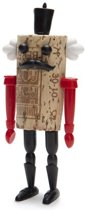 Monkey business kurkversiering corkers Classic - notenkraker Karl