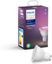 Philips Hue - White and Color Ambiance - GU10 - Bl