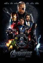 Poster The Avengers - 61 x 91 cm