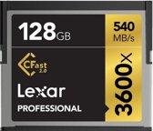 SB Lexar CFast 2.0         128GB 3600x Professional
