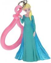 Slammer Sleutelhanger Frozen Elsa 6 Cm