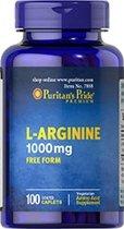 Puritan's Pride L-Arginine 1000 mg