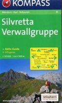 Kompass WK41 Silvretta, Verwallgruppe