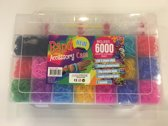 Loom Band Accessory Case 6000 bandjes